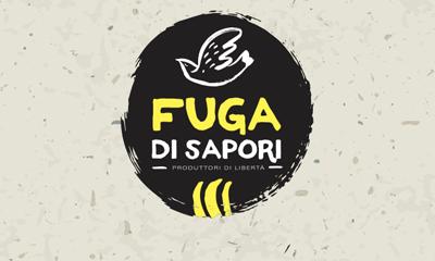logo per megamenu conserve Fuga di Sapori