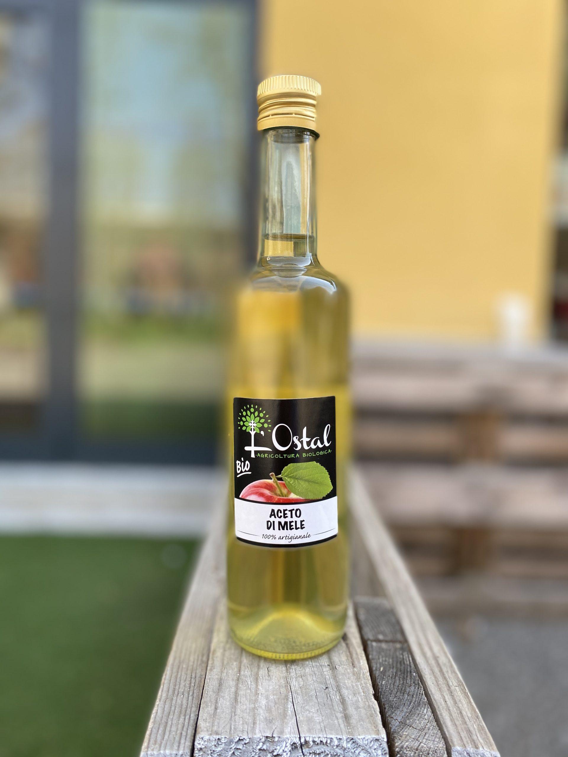 Aceto di mele bio – L'Ostal