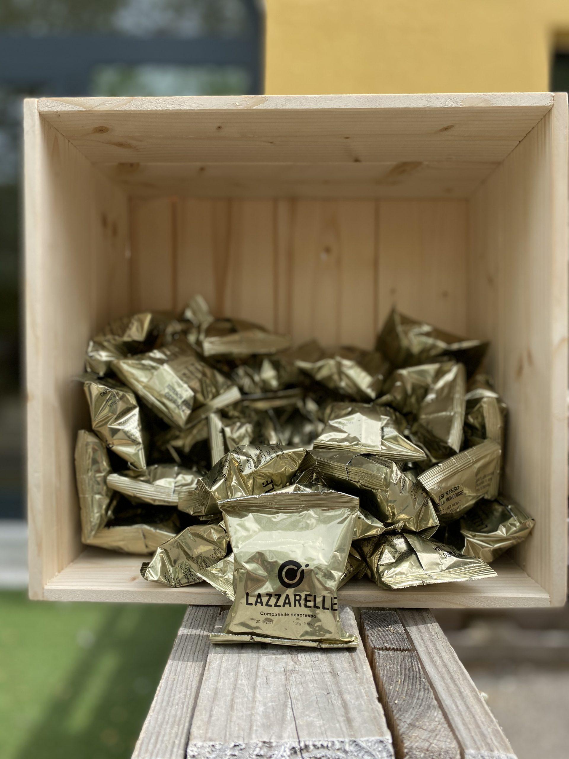 Caffè capsule compatibili Nespresso – Lazzarelle