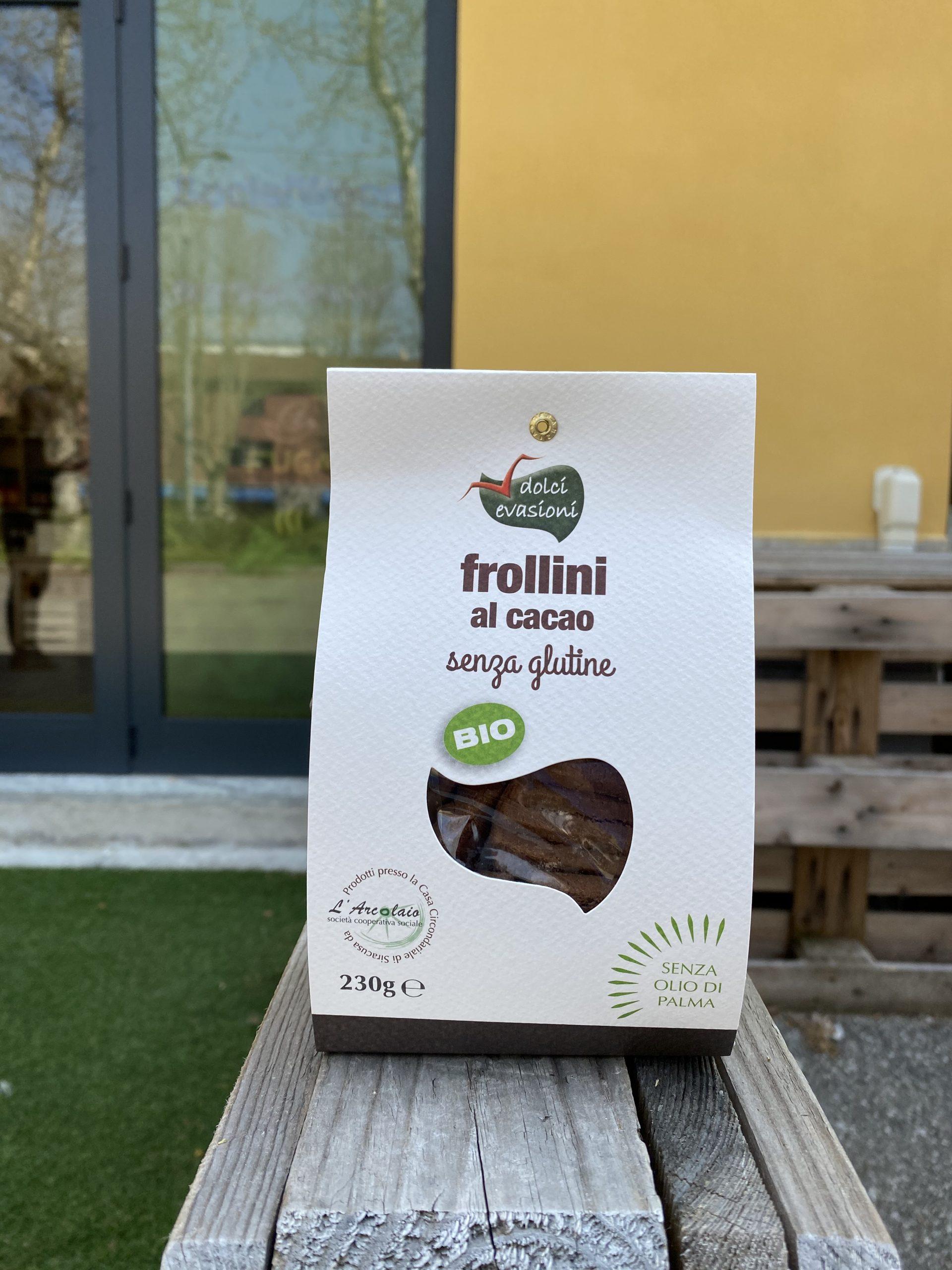 Frollini al cioccolato – Dolci Evasioni