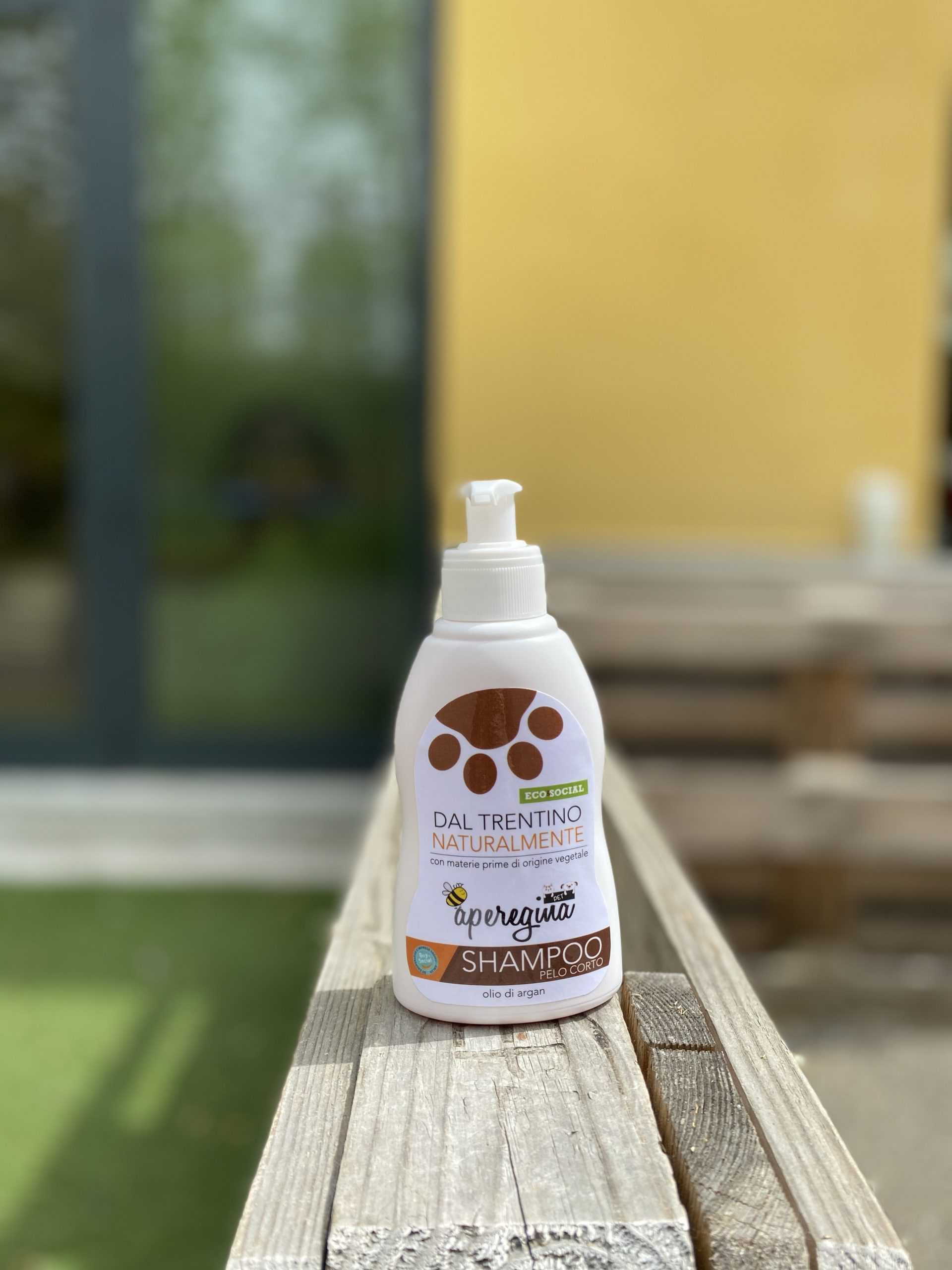 Shampoo PET – Pelo Corto