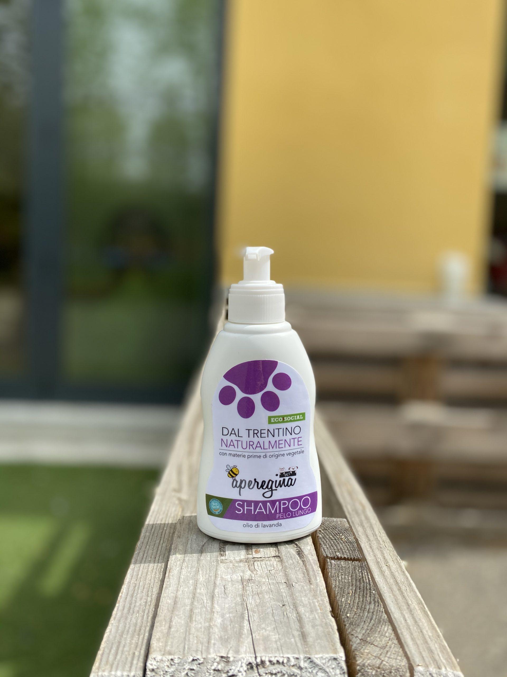 Shampoo PET – Pelo Lungo