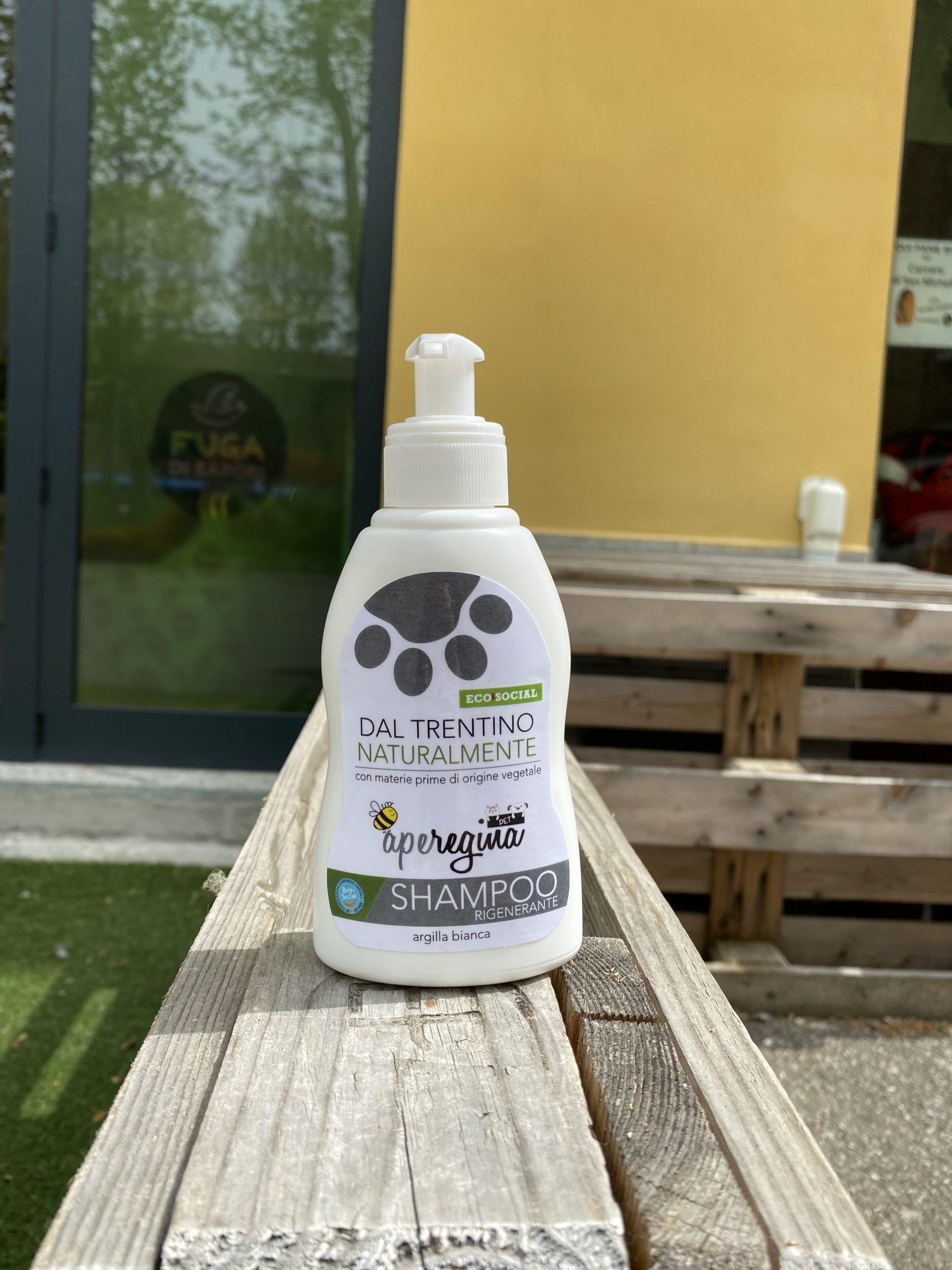 Shampoo Rigenerante PET – Aperegina