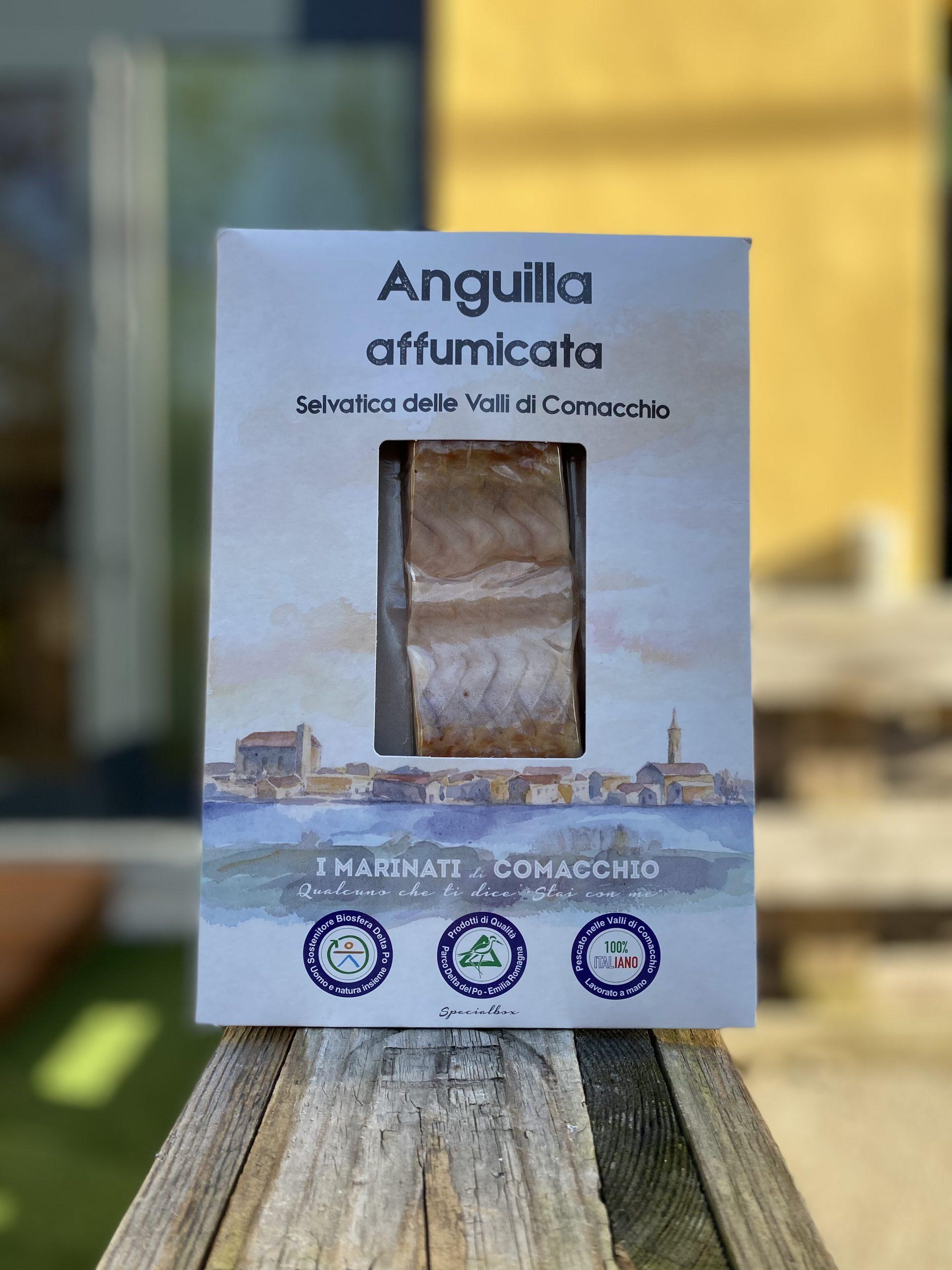 Anguilla affumicata