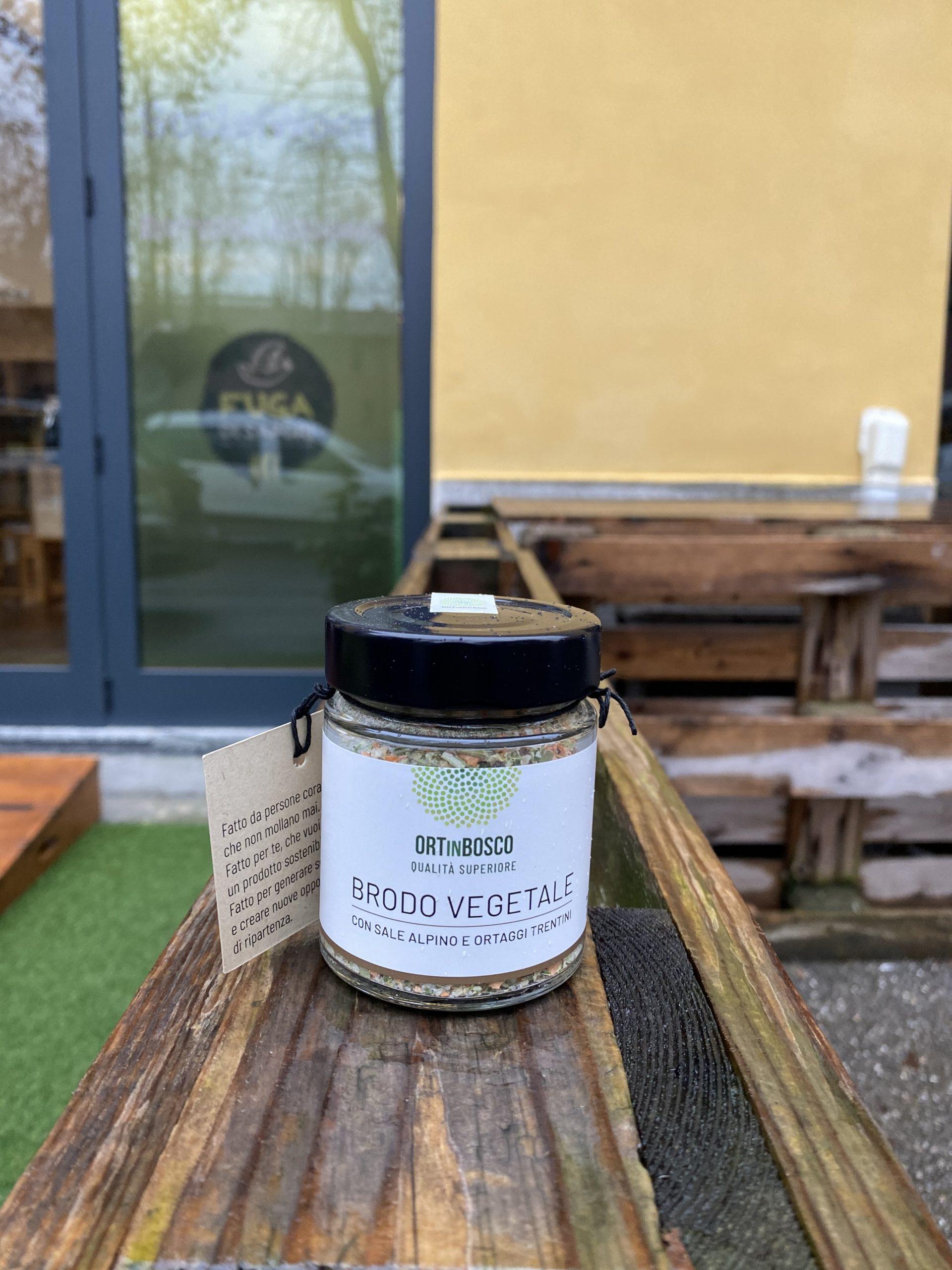Brodo Vegetale – Orti in Bosco