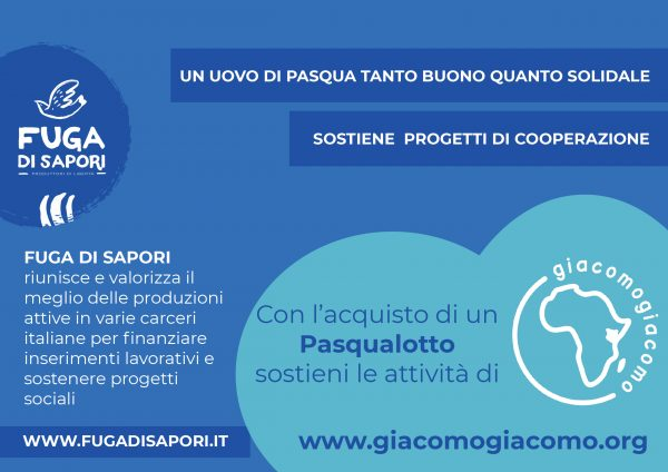 Fuga di Sapori - Pasqualotto - Giacomo Giacomo