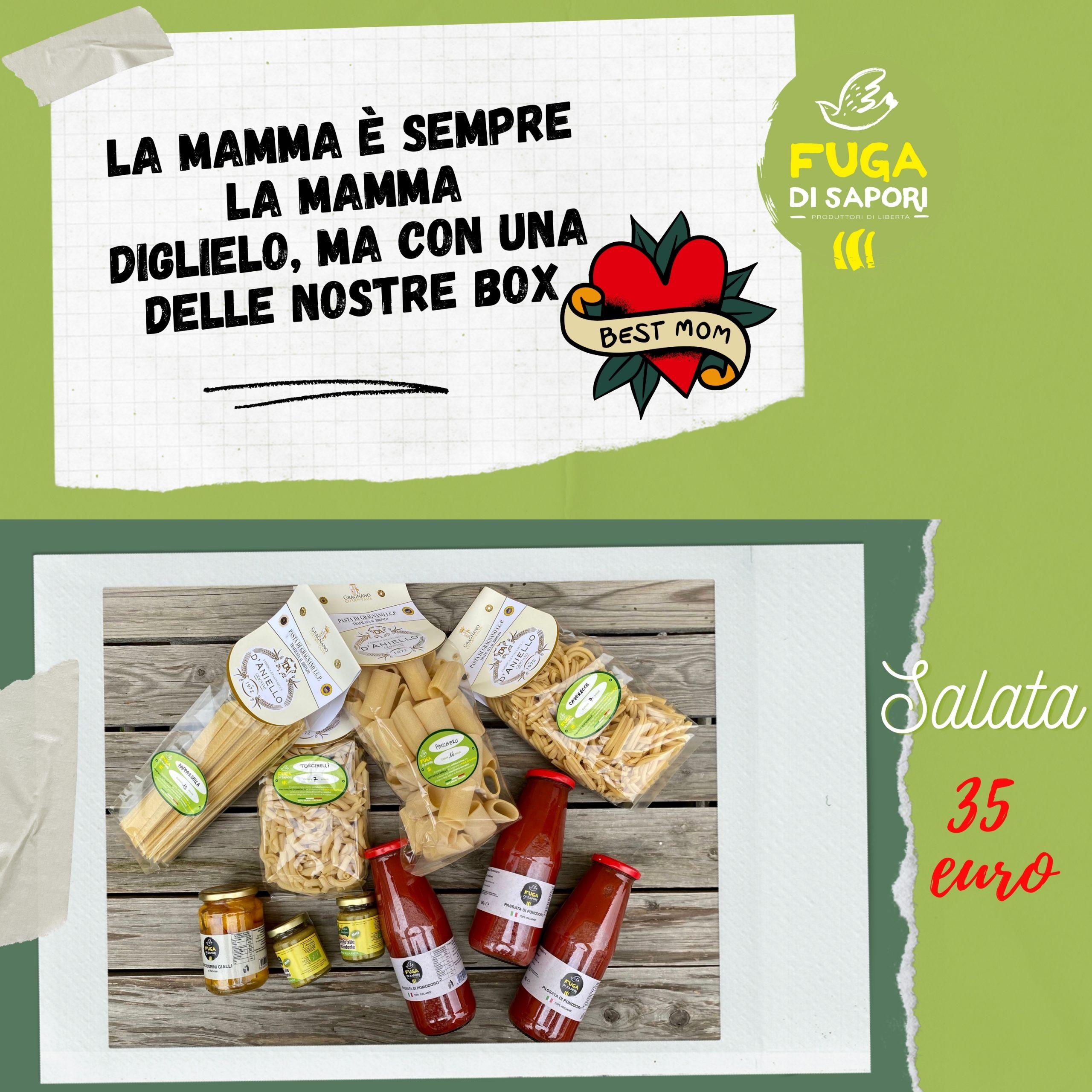 Box Festa della Mamma Salato